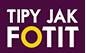 Tipy jak fotit - logo