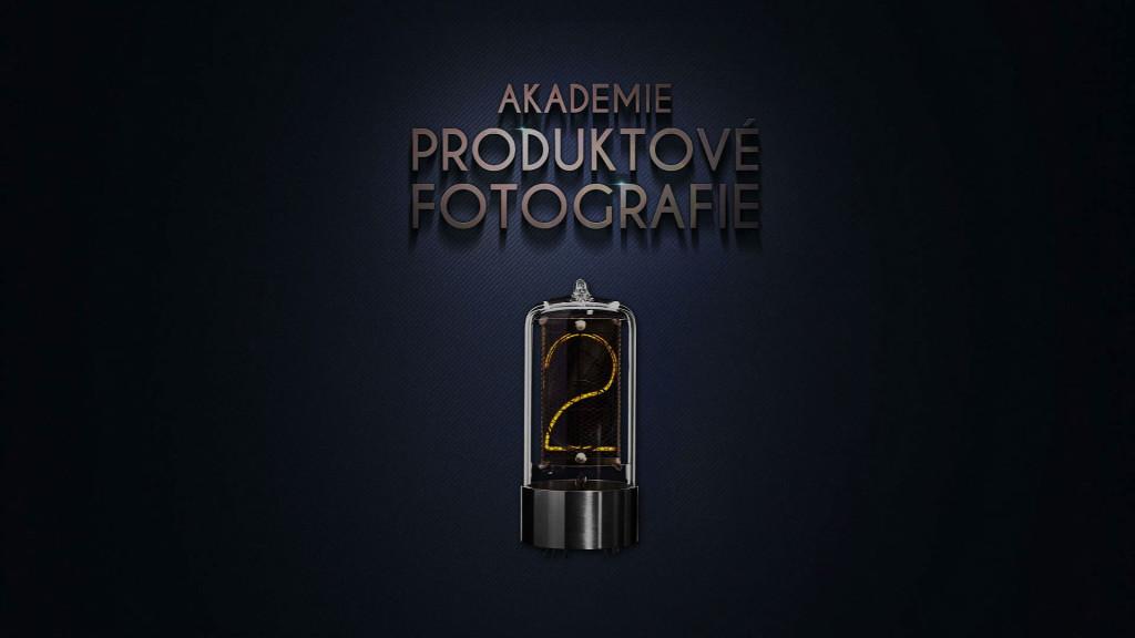 Banner - Akademie produktové fotografie 2