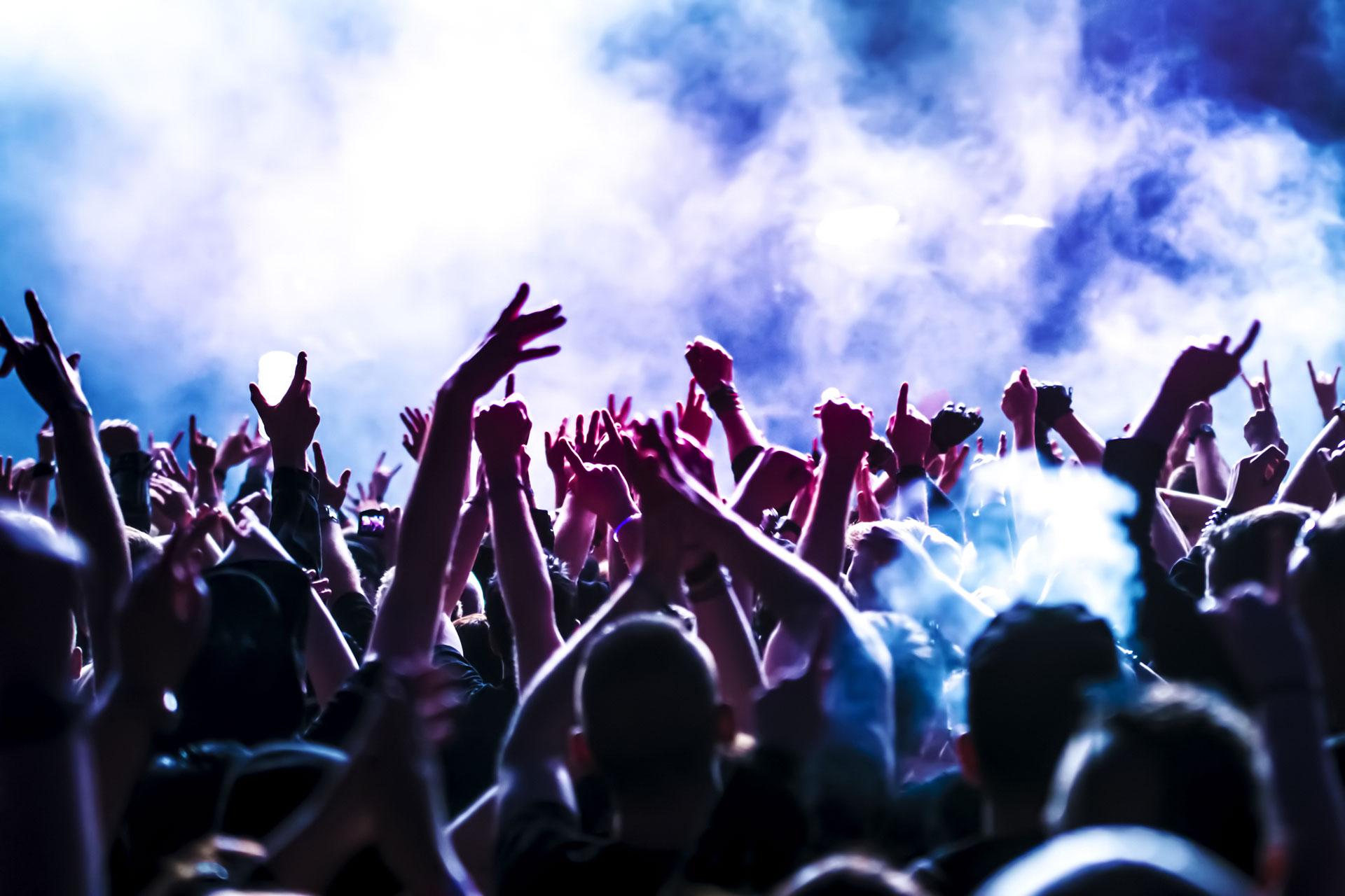 Jak fotit koncerty