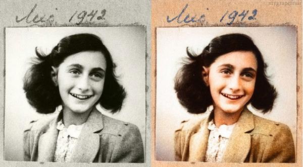 Anna Franková, 1942