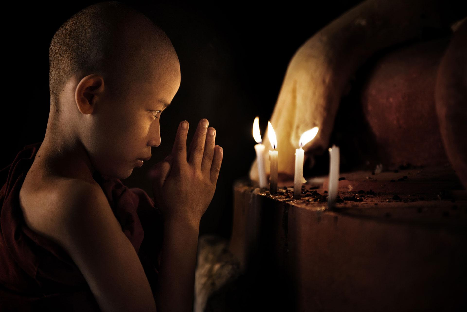 Jak fotit při svíčkách