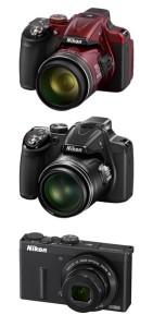 Nikon P600 P530 P340