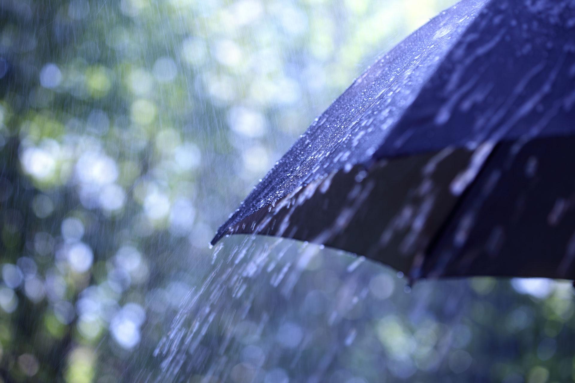 Jak fotit déšť