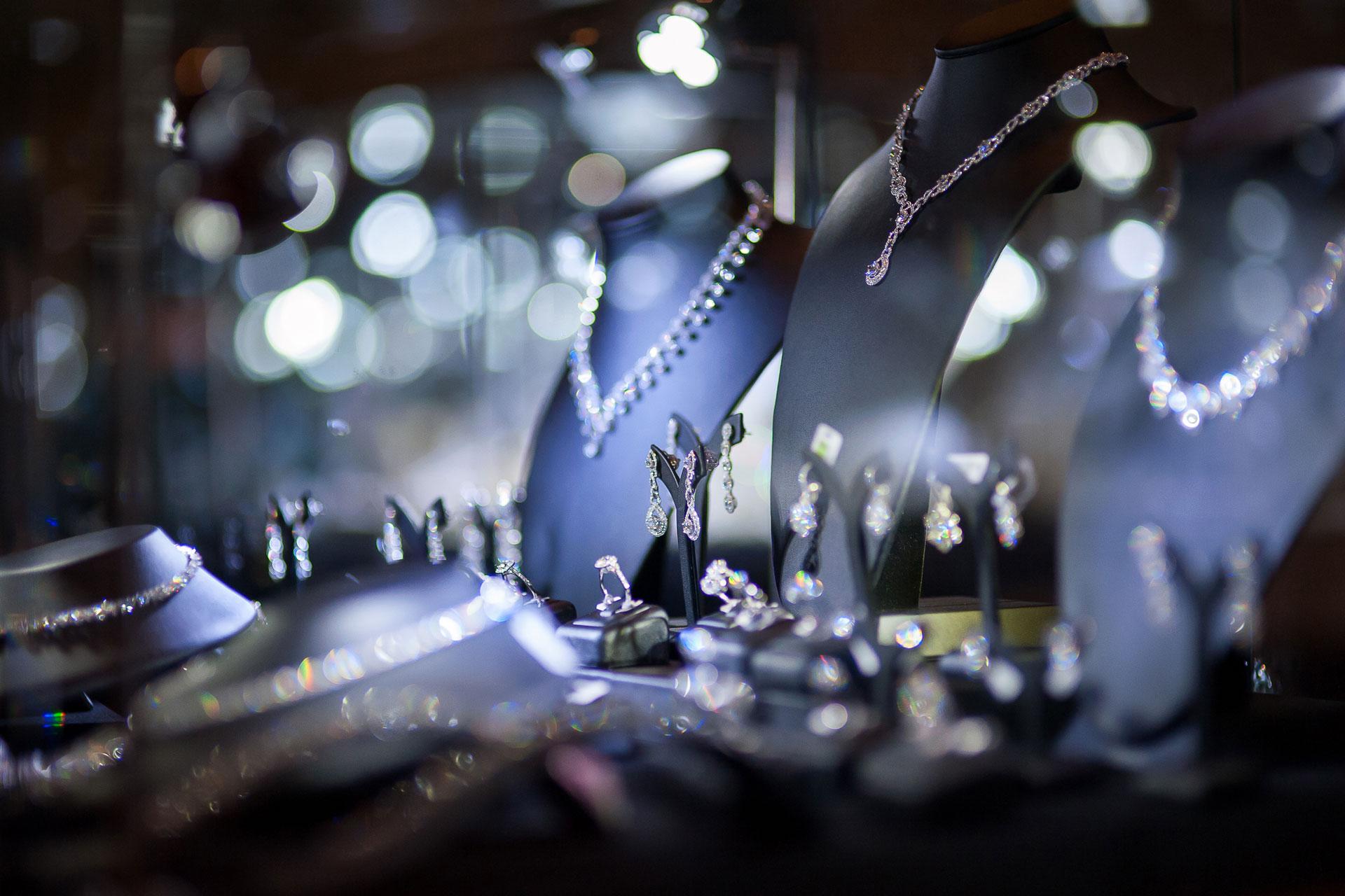 Jak fotit šperky