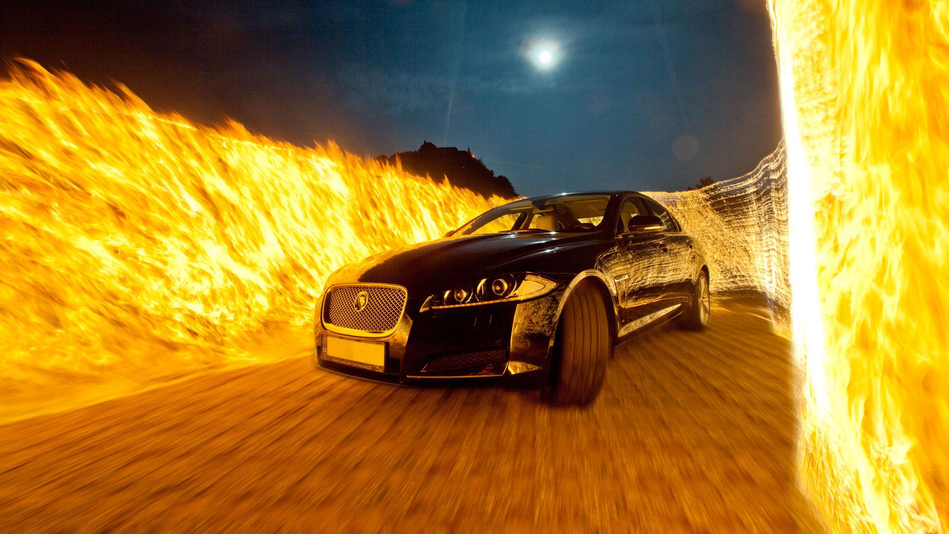 Jak fotit oheň