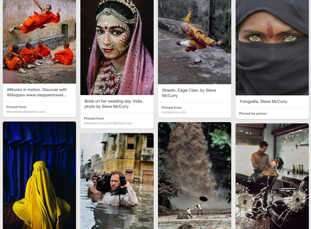 8 inspirací z Pinterest