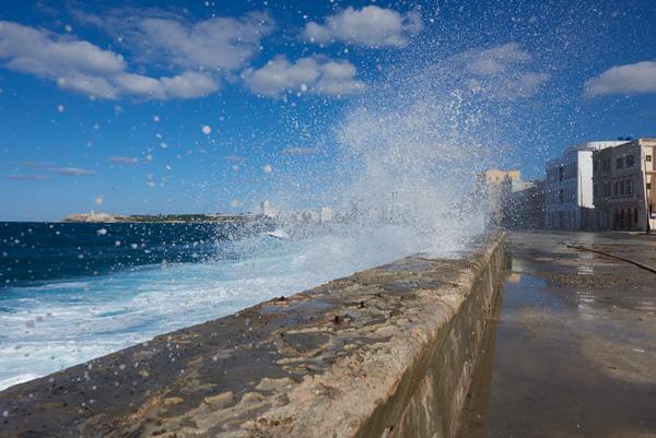 Kuba moře