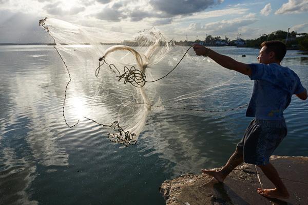 Kuba rybolov